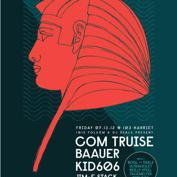 1015 Folsom Presents Com Truise, Baauer, Kid606, Jim-E Stack, and Giraffage
