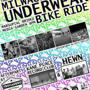 Underwear bike-ride and after party!