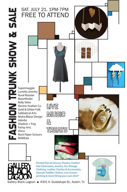 Fashion Trunk Show & Sale in Hyde Park, 1-7pm