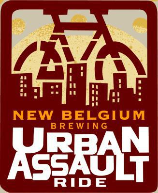 New Belgium Urban Assault Ride 11th Anniversary in Austin