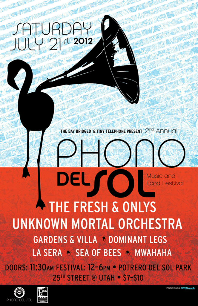 2nd Annual Phono Del Sol Music and Food Festival
