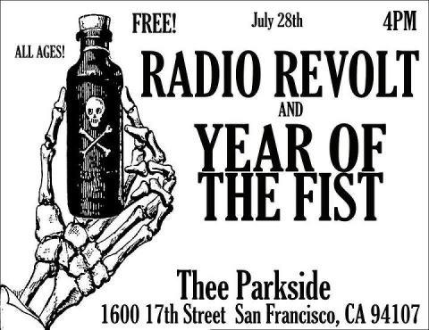 Radio Revolt, Year Of The Fist