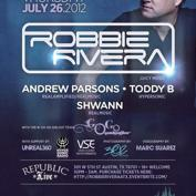 RealMusic Events presents: Robbie Rivera