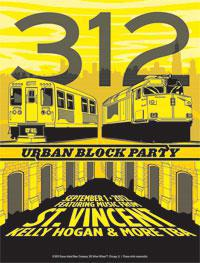 312 Urban Block Party Ticket Giveaway with a special guest appearance by Bourbon County Brand Coffee Stout