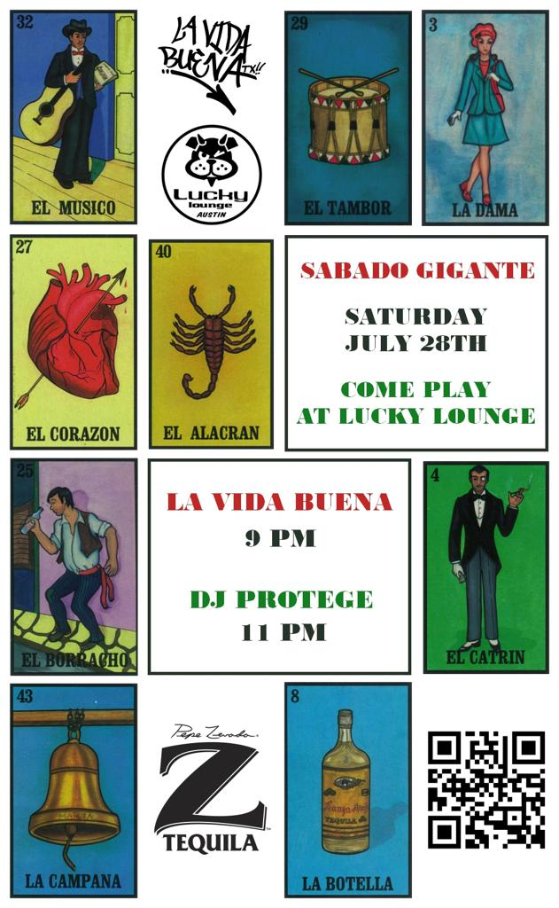 Sabado Gigante Sponsored by Z Tequila