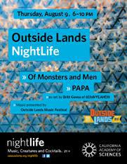 Outside Lands NightLife