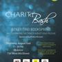 CharityBash benefiting BookSpring & Celebrating TRIBEZA August Issue Release