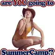 Summer Camp with Leopold and His Fiction, Purple & Emily Bell