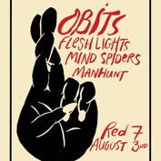  Obits, Mind Spiders, Fleshlights, Manhunt