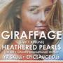 Push The Feeling: Giraffage (Live • Kitsune) + Heathered Pearls (Ghostly International, ISO50) + YR SKULL + epicsauce DJs