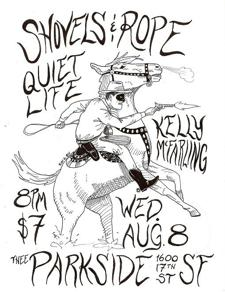 Shovels And Rope, Quiet Life, Kelly Mcfarling