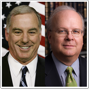 Marin Speaker Series - Howard Dean & Karl Rove