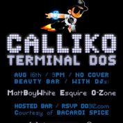 City of Win Presents: Calliko - Terminal DOS
