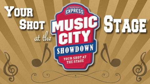 Music City Showdown Finals (Following the Round Rock Express vs Nashville Sound game)
