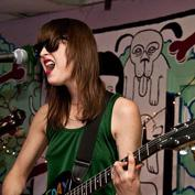 COLLEEN GREEN(Hardly Art/Art Fag Records), PLATEAUS(HoZac/Art Fag Records), SLOW WALKER