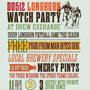 Do512 & Brew Exchange Longhorn Football Watch Party: UT v K-State