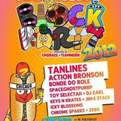 PUMA Presents MAD DECENT BLOCK PARTY 2012 Tanlines, Action Bronson, Bonde Do Role, Spaceghostpurrp, Toy Selectah, Keys N Krates, Icky Blossoms, Chrome Sparks, Zebo, DJ Ea