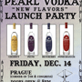  PEARL VODKA &quot;new flavors&quot; launch | FREE VODKA !