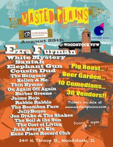 2nd Annual Wasted Plains: Rock & Roll Roots Revival