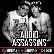 #CHURCH w/ AUDIO ASSASSINS (18+)