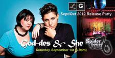 God-des & She Release Party