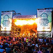 Blues on the Green w/ Quiet Company, The Eastern Sea and Wild Child