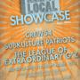 Keep It Local Showcase w The LOEG'z, Subkulture Patriots, Crew54 and Kid Slyce/ DJ Kurupt 8.17 at The Belmont