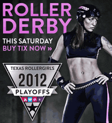 Texas Rollergirls: Semi-final