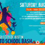 AISD Back to School Bash