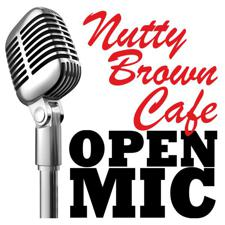 Open Mic @ Nutty Brown Cafe