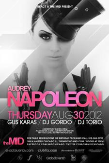 Audrey Napolean   Mid Thursdays   Rsvp