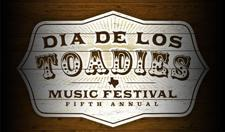 Dia de los Toadies Music Festival