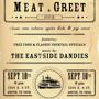  MEAT &amp; Greet IV - FREE New Orleans Style Oyster Bake &amp; Pig Roast! + Eastside Dandies