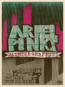 Ariel Pink's Haunted Graffiti + BODYGUARD + Moon Diagrams