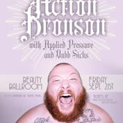 ACTION BRONSON with Applied Pressure and Dubb Sicks