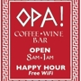 Opa! Coffee &amp; Wine Bar