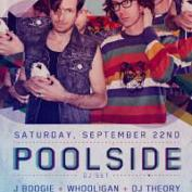 Poolside (DJ set), J Boogie