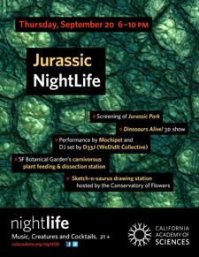 Jurassic NightLife