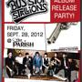 "The Bus Stop Stallions ""Crosswinds"" CD Release Party"