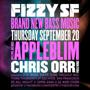 Fizzy Sf With Appleblim & Chris Orr
