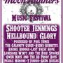 MoonRunners Music Festival Shooter Jennings, Scott H. Biram, Fifth On The Floor and More!