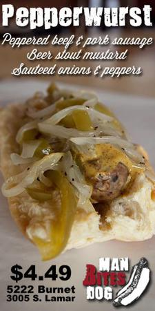 Weekly Special: Pepperwurst $4.49