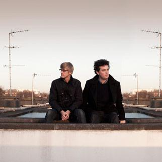 Simian Mobile Disco Live with JDH and Dave P