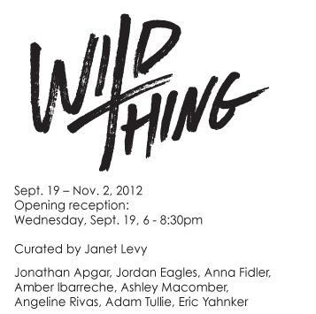 Wild Thing Opening Reception