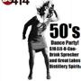 Do414 Presents: $10 All-U-Can-Drink 50's Dance Night
