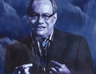 Lewis Black Running On Empty Tour