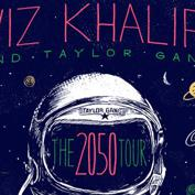  AEG Live Presents Wiz Khalifa, The 2050 Tour