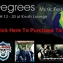 16 Degrees Music Fest