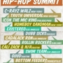 Underground Hip-Hop Summit ft. C-Rayz Walz, Homeboy Sandman, Icon the Mic King and more