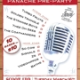 SXSW - 2nd Annual Panache Pre-Party ($10)